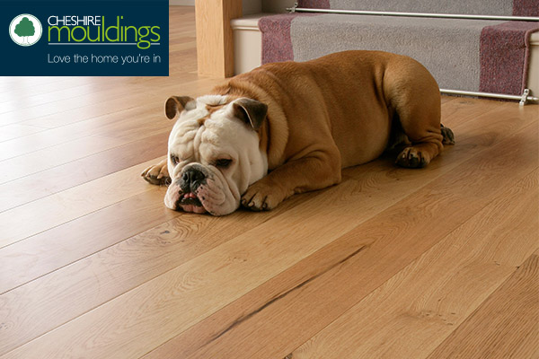 Cheshire Mouldings Extends Timber Flooring Range
