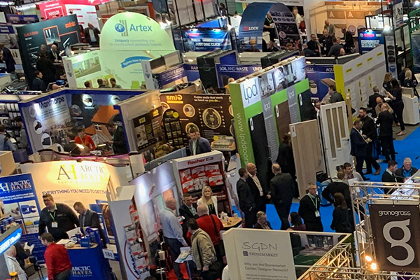 NMBS Exhibition goes from strength-to-strength