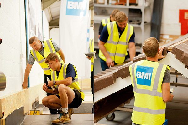 BMI Reveals Roofing's Top 20 For The Apprentice Of The Year Finals
