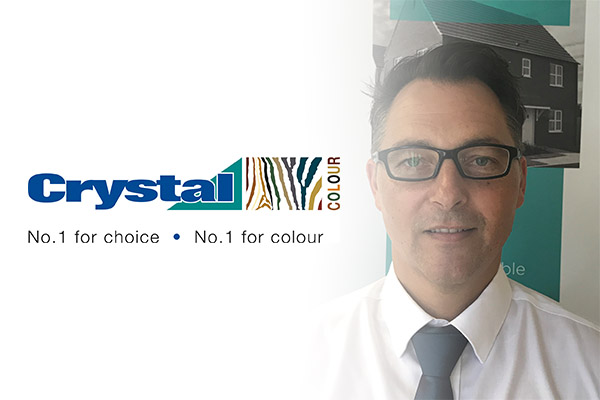 Crystal Appoints New Sales Manager