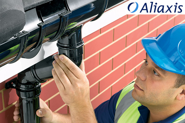 Improve efficiency with the rainwater calculator from Aliaxis